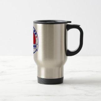Delaware Jon Huntsman 15 Oz Stainless Steel Travel Mug