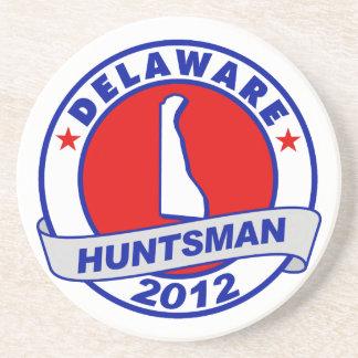 Delaware Jon Huntsman Coasters