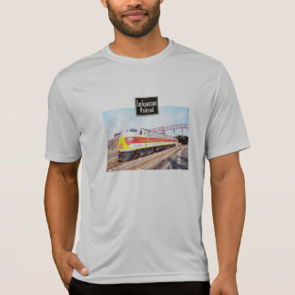 Delaware Lackawanna and Western Locomotive 808 T-Shirt