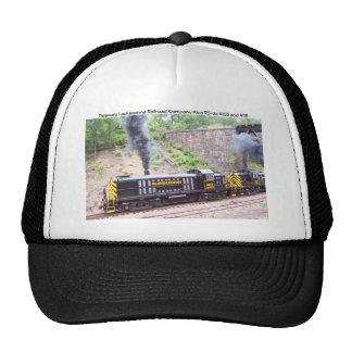 Delaware Lackawanna Railroad Company Alco RS-3s Mesh Hats