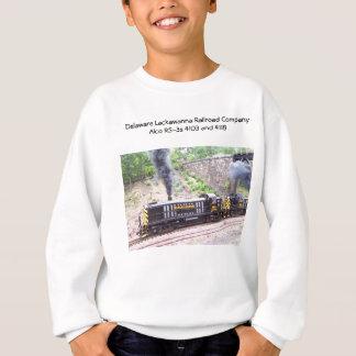 Delaware Lackawanna Railroad Company Alco RS-3s Sweatshirt