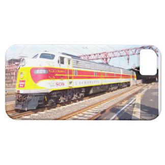 Delaware Lackawanna y locomotora occidental 808 iPhone 5 Carcasa