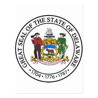 Delaware, los E.E.U.U. Postal