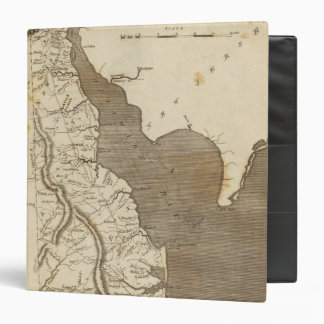Delaware Map by Arrowsmith 3 Ring Binders