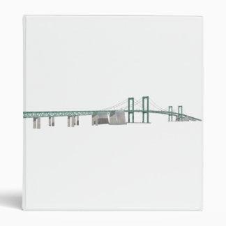 Delaware Memorial Bridge: Custom Binder
