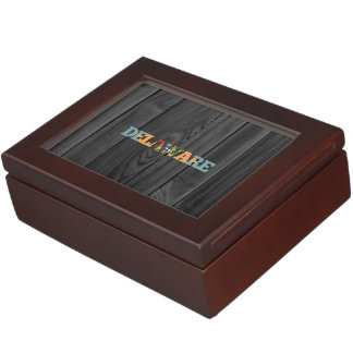 Delaware Memory Boxes