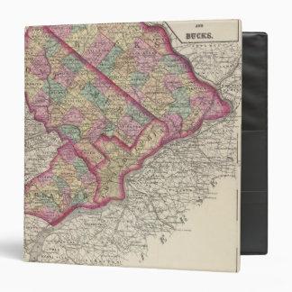 Delaware, Montgomery, Bucks counties Binder