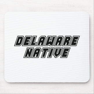 Delaware Native Mouse Pad
