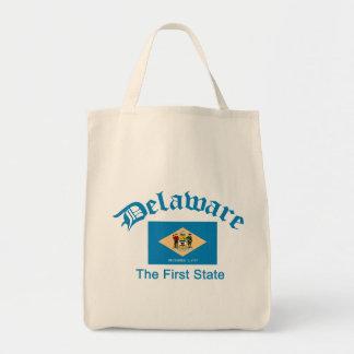 Delaware Nickname Tote Bag