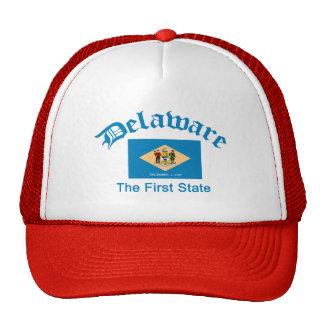 Delaware Nickname Trucker Hat