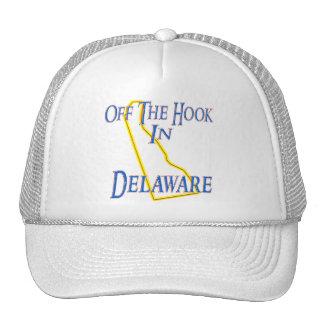 Delaware - Off The Hook Trucker Hat