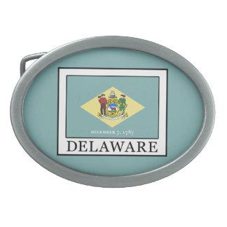 Delaware Oval Belt Buckle