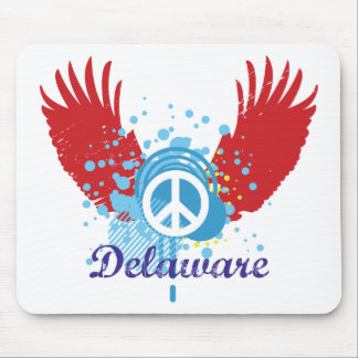 Delaware Peace Mouse Pad