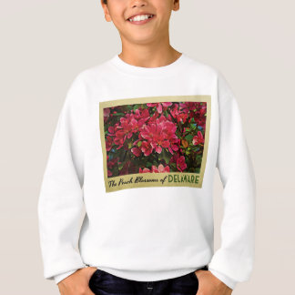 Delaware Peach Blossoms Sweatshirt