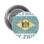 Delaware Pinback Buttons