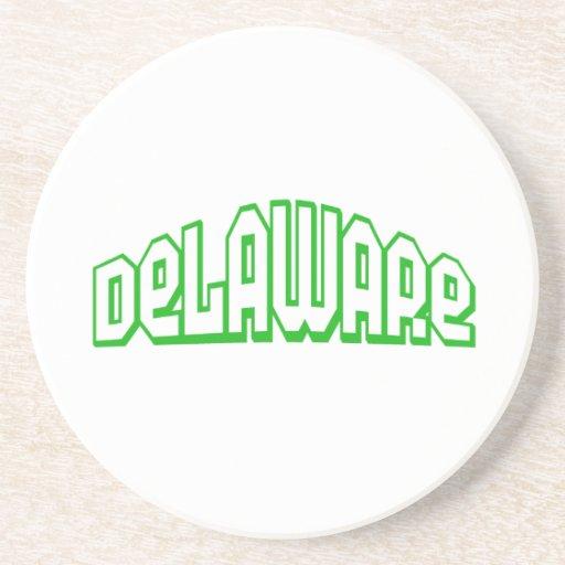 Delaware Posavasos Personalizados
