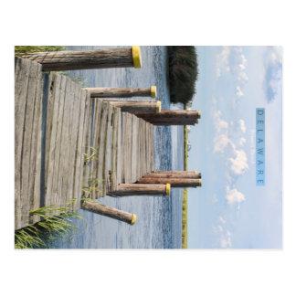 Delaware. Postcard