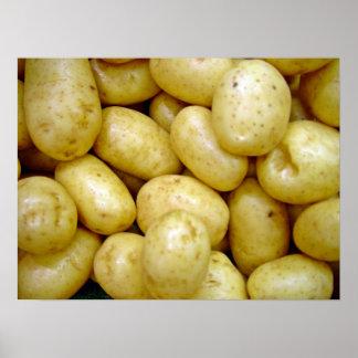 Delaware potatoe poster