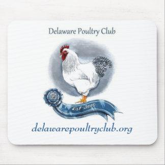 Delaware Poultry Club Mousepad (landscape)
