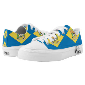 DELAWARE PRINTED SHOES