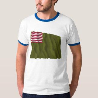 Delaware Regimental Color - Dansey Flag T-Shirt