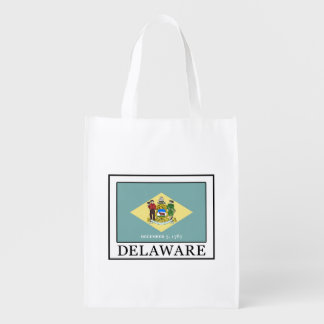 Delaware Reusable Grocery Bag
