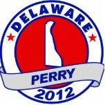 Delaware Rick Perry Photo Sculpture