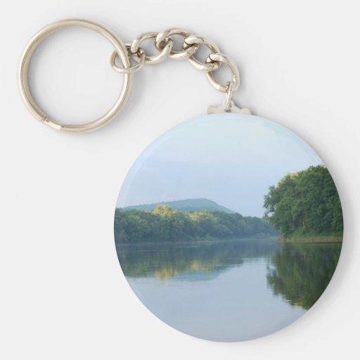 Delaware River Keychain