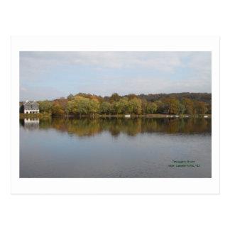 Delaware RIver, NJ Postcard