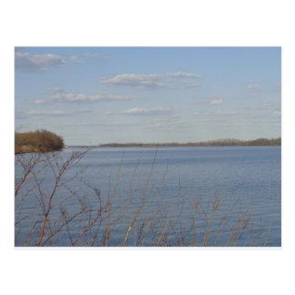 Delaware River Post Card