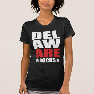 Delaware Rocks! State Spirit Apparel T-Shirt