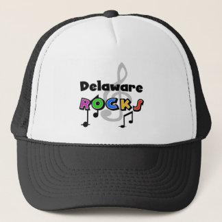 Delaware Rocks Trucker Hat