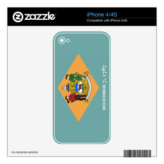 Delaware Decal For The iPhone 4S