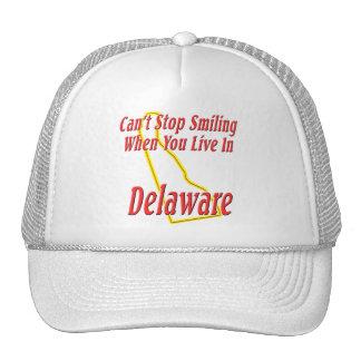 Delaware - Smiling Trucker Hat