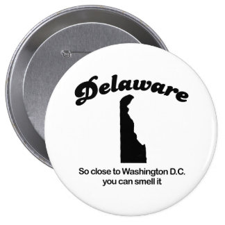 Delaware - So close to Washington DC you can smell Buttons