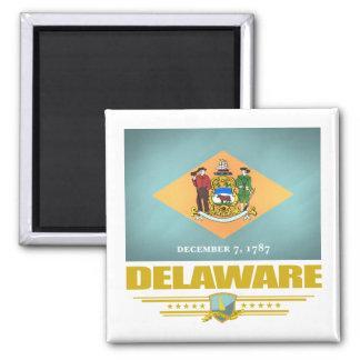 Delaware (SP) 2 Inch Square Magnet