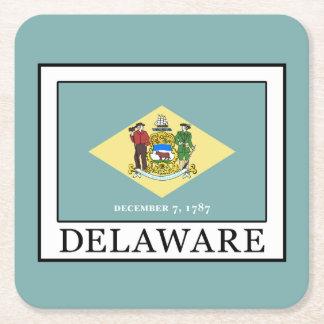 Delaware Square Paper Coaster