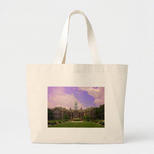 Delaware State Capital Tote Bag