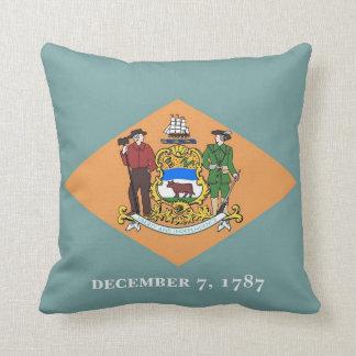 Delaware State Flag American MoJo Pillow