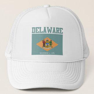 Delaware State Flag Hats