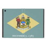 Delaware State Flag iPad Case