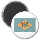 Delaware State Flag Magnet