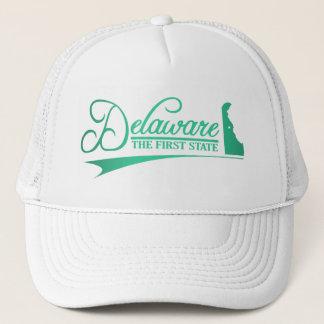 Delaware State of Mine Trucker Hat
