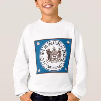 Delaware State Seal Sweatshirt