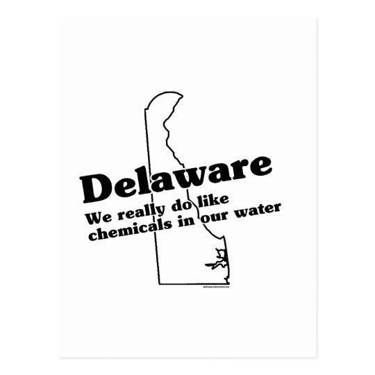 delaware state slogan postcard zazzle com