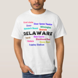 Delaware State T-Shirt