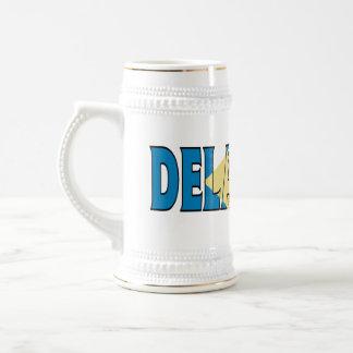 Delaware Stein Taza De Café
