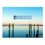 Delaware Tarjeta Postal