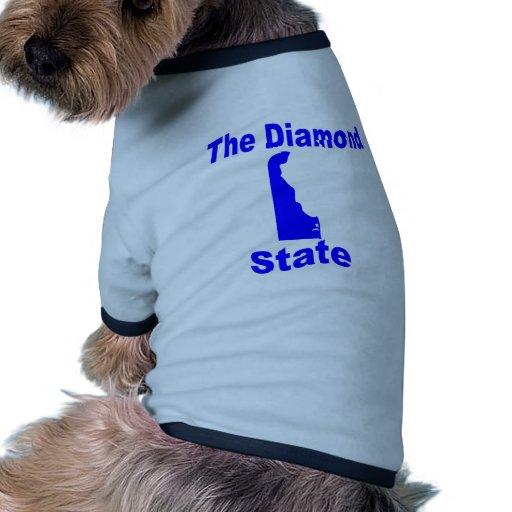 Delaware: The Diamond State Pet Shirt