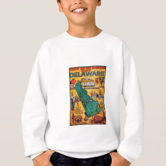 Delaware the Diamond State Sweatshirt